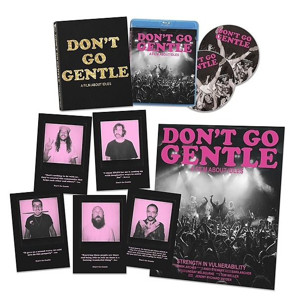 @idlesband Stream / Buy Don't Go Gentle: A Film About IDLES Link Thumbnail | Linktree