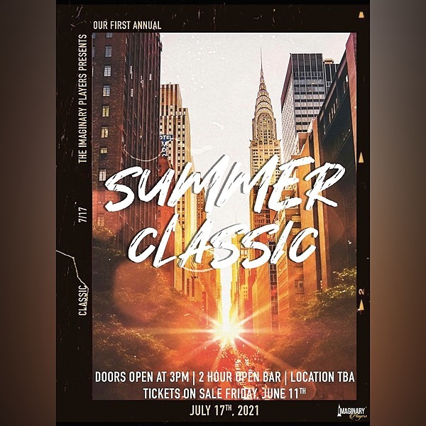 Summer Classic Party Tickets