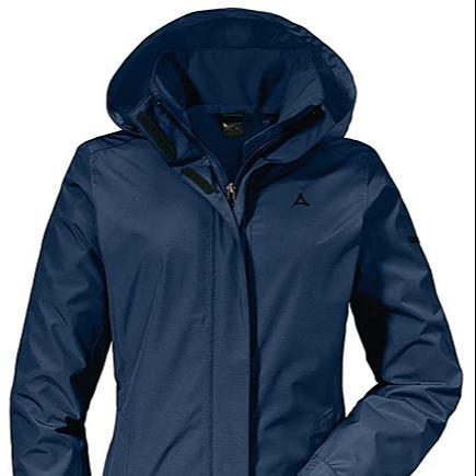 @parkitloveit Schöffel Jacket Sevilla2, wind- und wasserdichte Outdoorjacke aus atmungsaktivem Material, leichte Regenjacke für Frauen Link Thumbnail | Linktree
