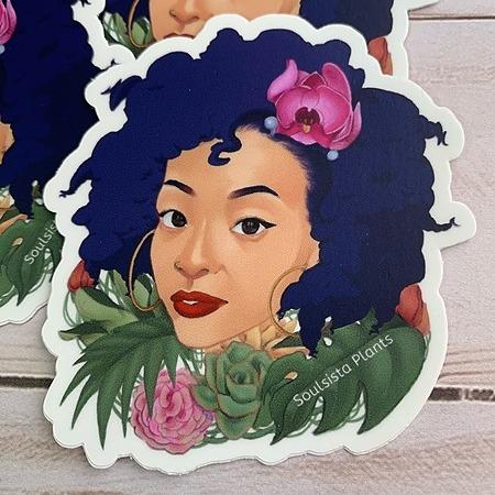 @soulsistaplants Stickers, Pins & Watercolor Prints Link Thumbnail   Linktree