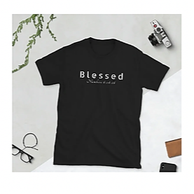 Blessed T-Shirt. Shop Here!