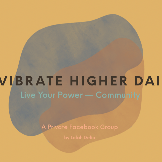 Vibrate Higher Daily Facebook Group