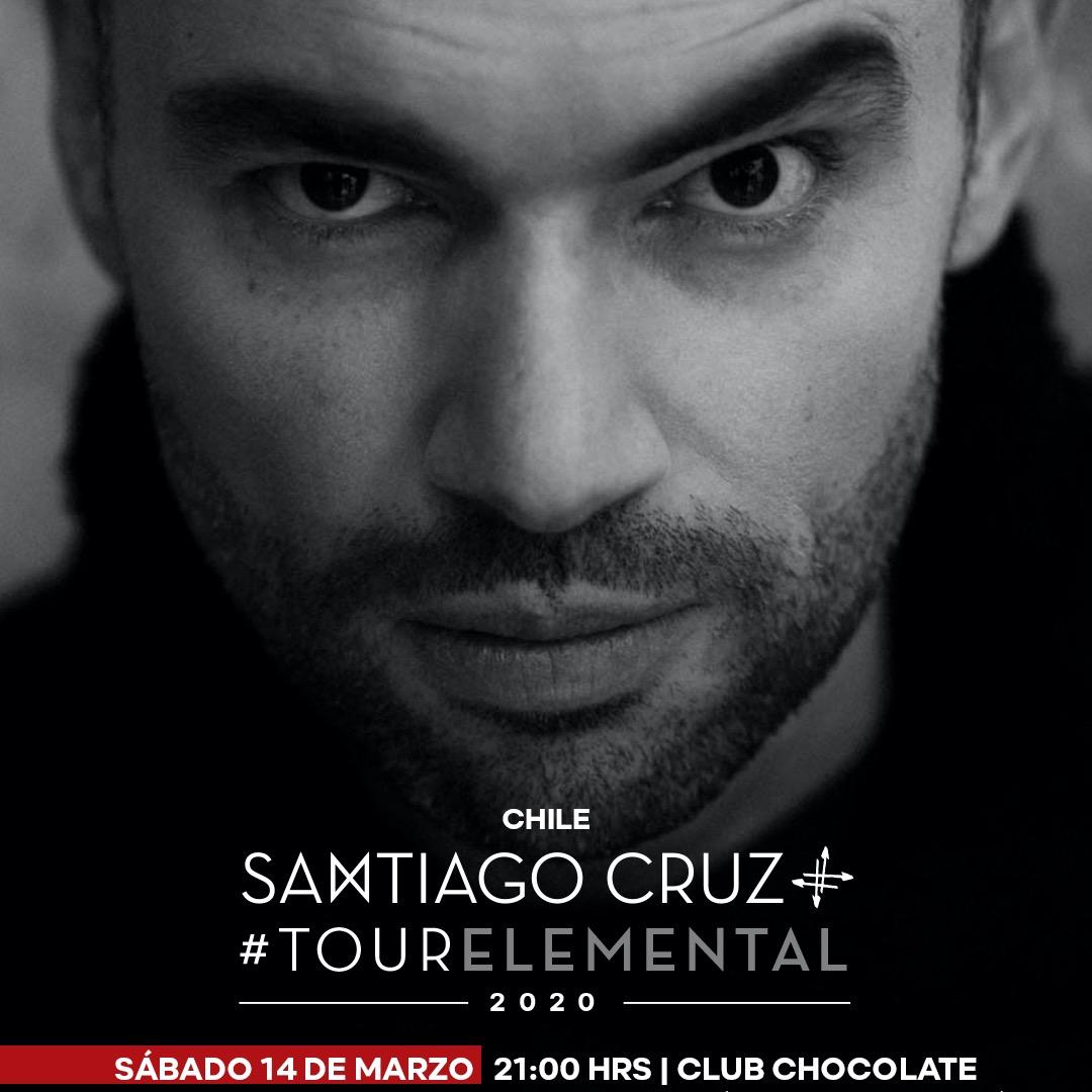 Tour Elemental_Santiago Cruz