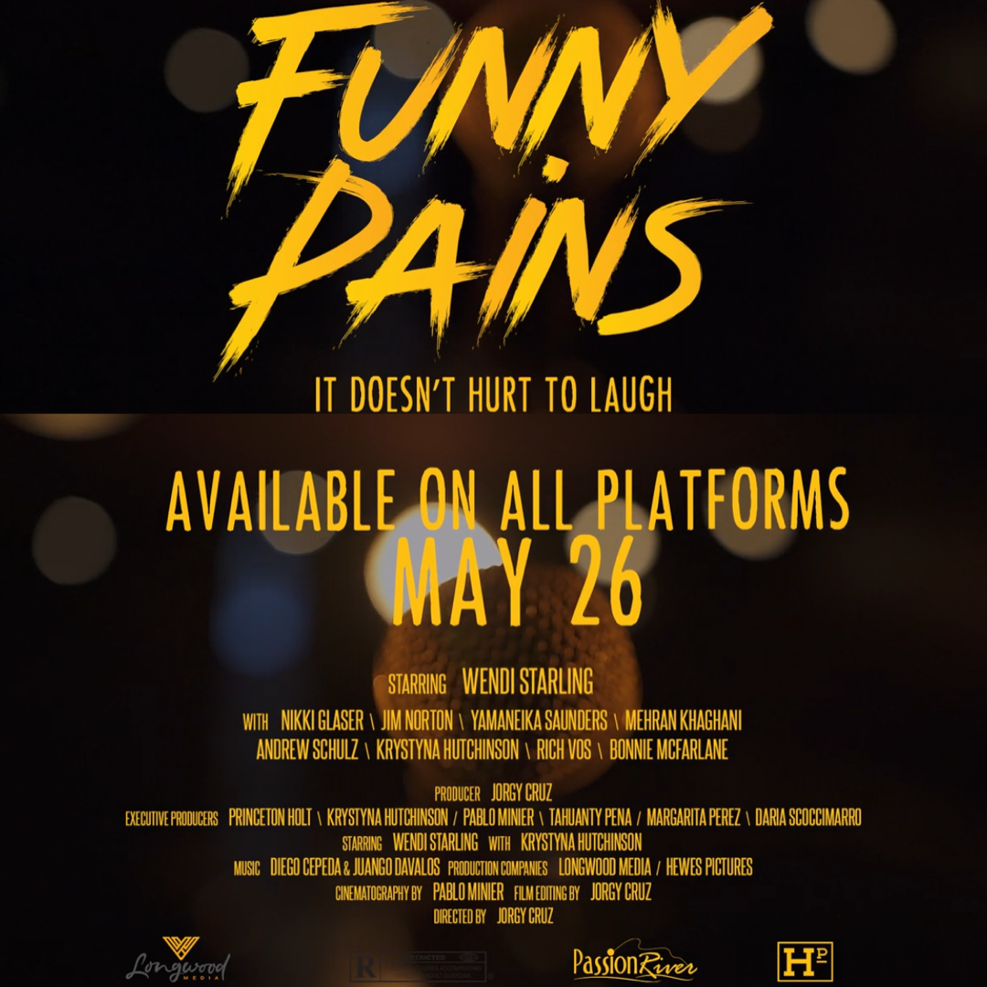 """Music from """" FUNNY PAINS"""""""