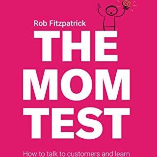"""#06 Ane Silva - livro 3 """"The Mom Test"""""""