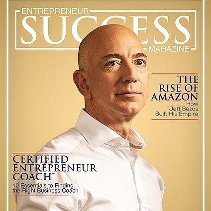 @kristimaggio Entrepreneur Success Magazine Link Thumbnail | Linktree