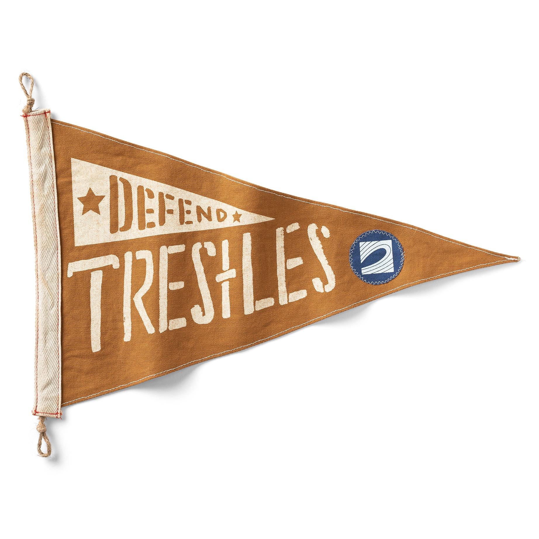#DefendTrestles Flag