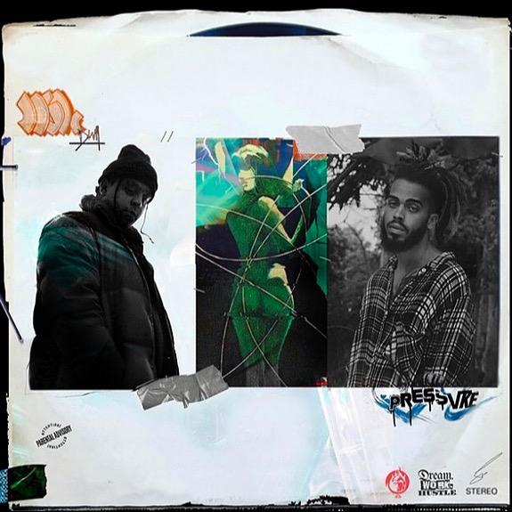 Pressure X Josh DWH (Spotify)