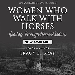 Coach/Author @Graystar Farms Women Who Walk with Horses KINDLE version  Link Thumbnail | Linktree