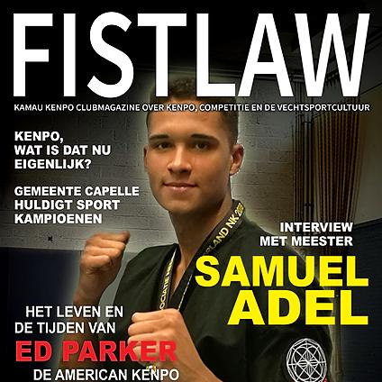 FISTLAW Magazine uitgave 1