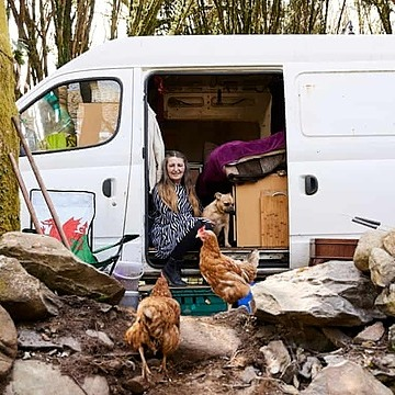@guardian 'I was sleeping in laybys': the people who have spent the pandemic living in vans Link Thumbnail | Linktree