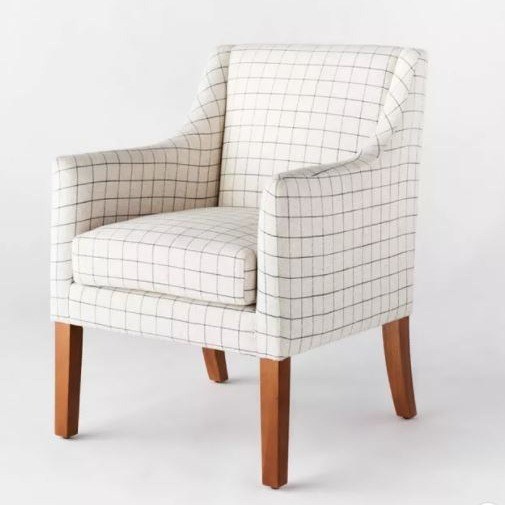 The Schupp Collective Clearfield Swoop Arm Dining Chair Link Thumbnail   Linktree