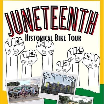 June 13: Juneteenth Historical Bike Tour