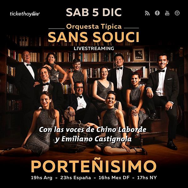 @OrquestaTipicaSansSouci Profile Image | Linktree