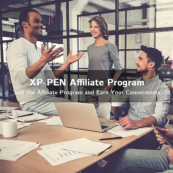 XP-PEN Affiliate Program