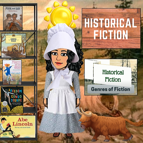 Miss Hecht Teaches 3rd Grade Historical Fiction Link Thumbnail | Linktree