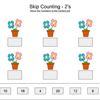 @RebeccaAllgeier Skip Counting by 2's, 5's and 10's Link Thumbnail | Linktree
