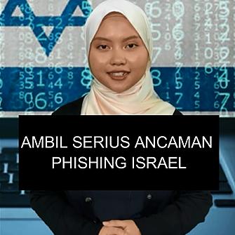 @sinar.harian Ambil serius ancaman phishing Israel Link Thumbnail | Linktree