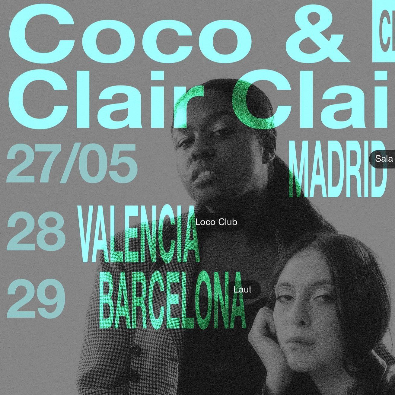 @cero.en.conducta Coco & Clair Clair en Barcelona (Laut) Link Thumbnail | Linktree