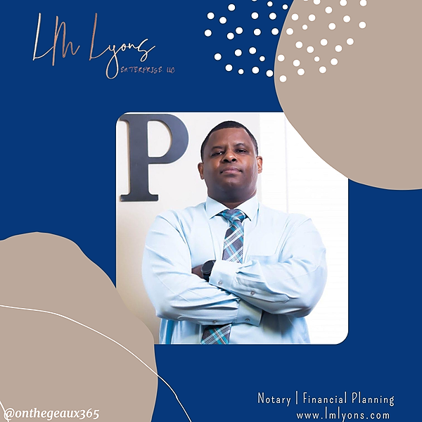 On The Geaux™ ⚜️ Connect with Antoine T. Minter- Investments Broker Link Thumbnail   Linktree