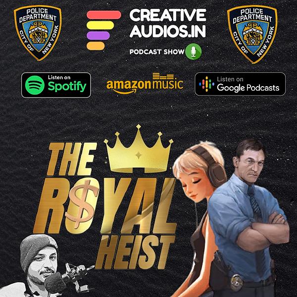 @Creativeaudios TRAILER: THE ROYAL HEIST Link Thumbnail   Linktree