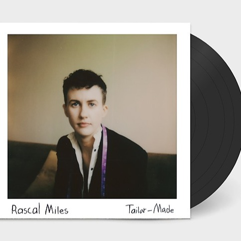 """Rascal Miles PRE-ORDER the """"TAILOR-MADE"""" VINYL LP NOW! Link Thumbnail 