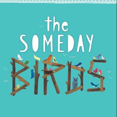 Book Trailer, The Someday Birds
