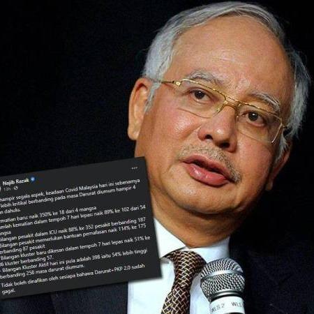 @sinar.harian Najib dakwa darurat, PKP 2.0 gagal Link Thumbnail | Linktree