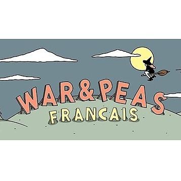 War and Peas en français (War.and.Peas.francais) Profile Image   Linktree