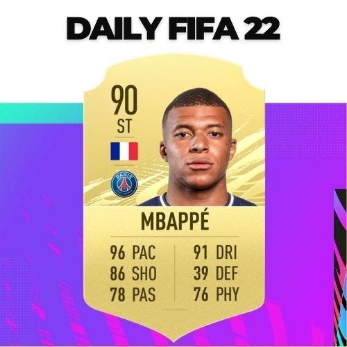 Daily Fifa 22