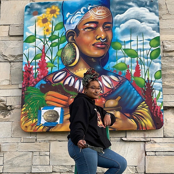 @JUNIPERCREATIVEARTS Couple paints powerful people of color in public spaces Link Thumbnail   Linktree
