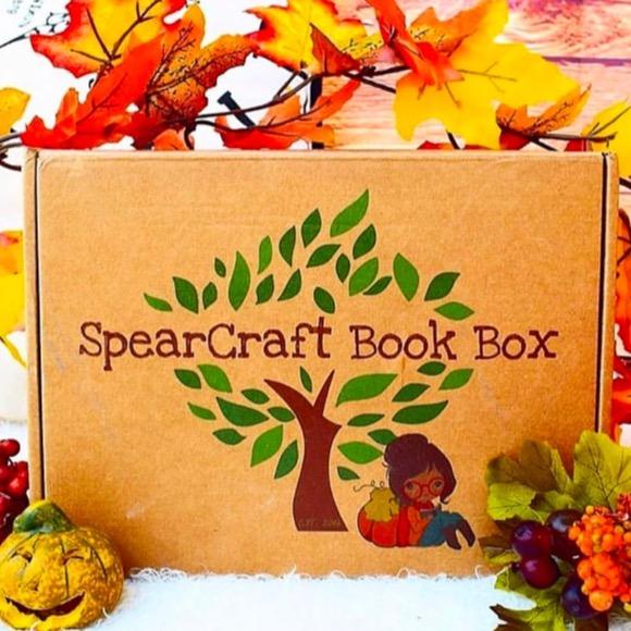 @SpearCraftBookBox (spearcraftbookbox) Profile Image   Linktree