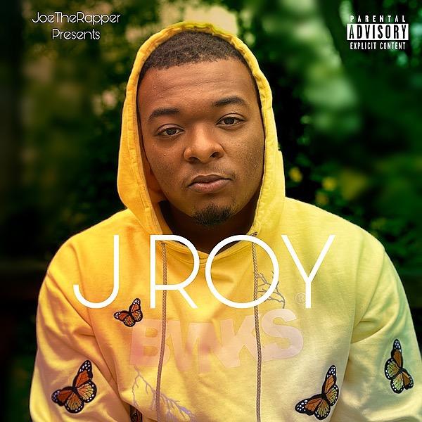 "J Roy Buy ""J ROY"" on iTunes Link Thumbnail | Linktree"