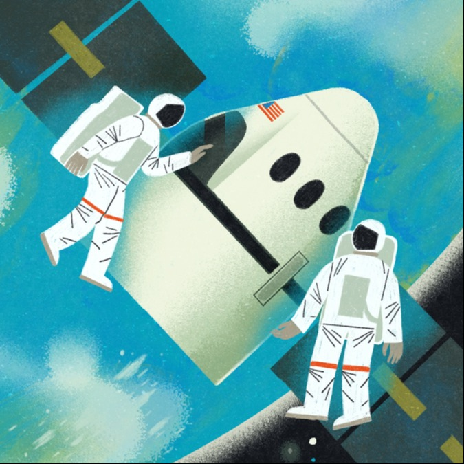 The Atlantic The Cosmic Highs and Lows of Astronaut Friendship Link Thumbnail | Linktree