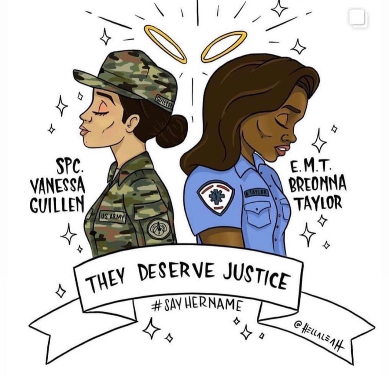 DSR ❤️Black Lives Matter Support❤️ Link Thumbnail | Linktree