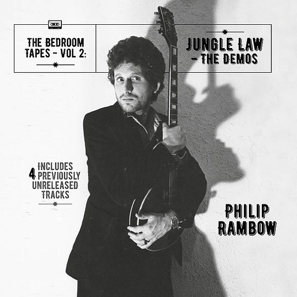 FRETSORE RECORDS Philip Rambow -The Bedroom Tapes Vol 2: Jungle Law – The Demos (plus 8-page booklet) Link Thumbnail | Linktree