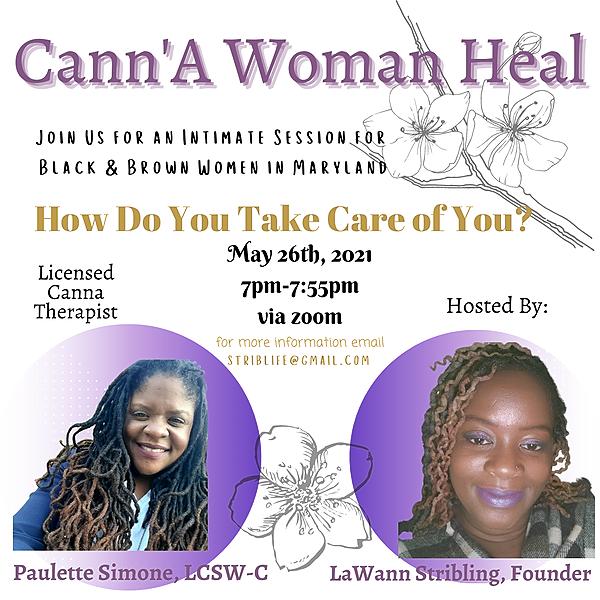 @Stribbles Canna Woman Heal  Link Thumbnail   Linktree