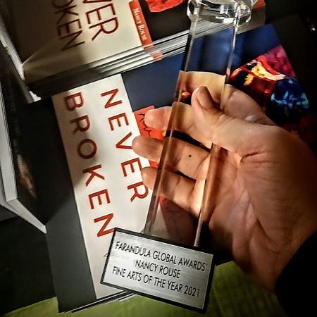 Fine Artist, Author, Designer Rouse House Art Google My Business Link Thumbnail   Linktree