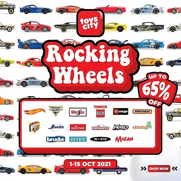 @Chatshop.Toyscity Rocking wheels Disc up to 65% Link Thumbnail | Linktree