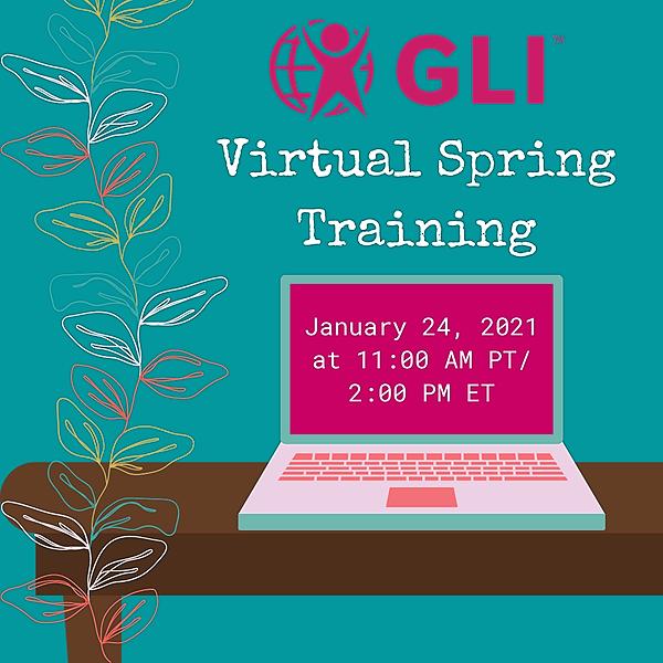 GLI Virtual Spring Training