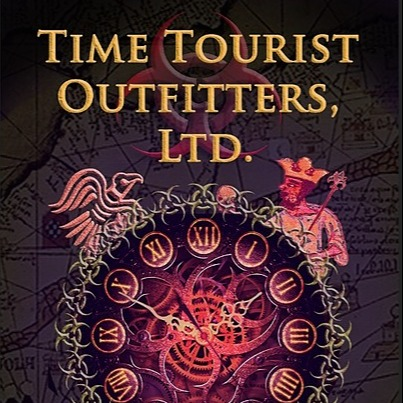 @book_promos Time Tourist Outfitters, Ltd. by Christy Nicholas Link Thumbnail | Linktree