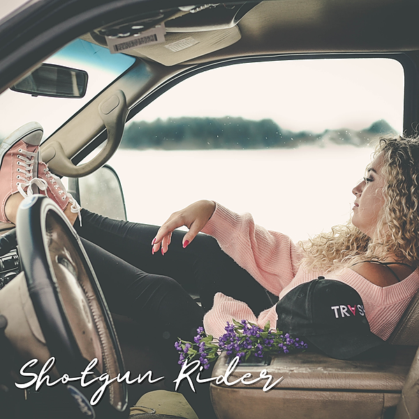 "Bree Morgan ""Shotgun Rider"" - New Single! Link Thumbnail | Linktree"