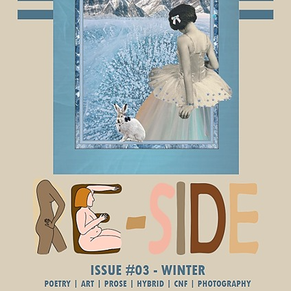Marcelle Newbold Online poem: Stepping out (Winter issue, Re-side magazine) Link Thumbnail | Linktree