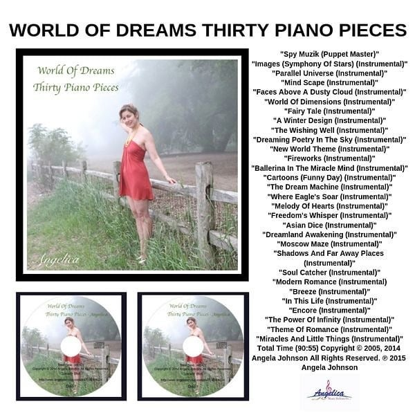 @angelicasmusic World Of Dreams Thirty Piano Pieces - Angelica Link Thumbnail   Linktree