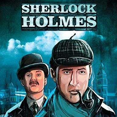 @Creativeaudios Sherlock Holmes Series Link Thumbnail   Linktree