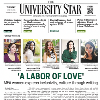 @Bonniecisneros 'A Labor of Love' The University Star article by Andie Mau 📰  Link Thumbnail | Linktree