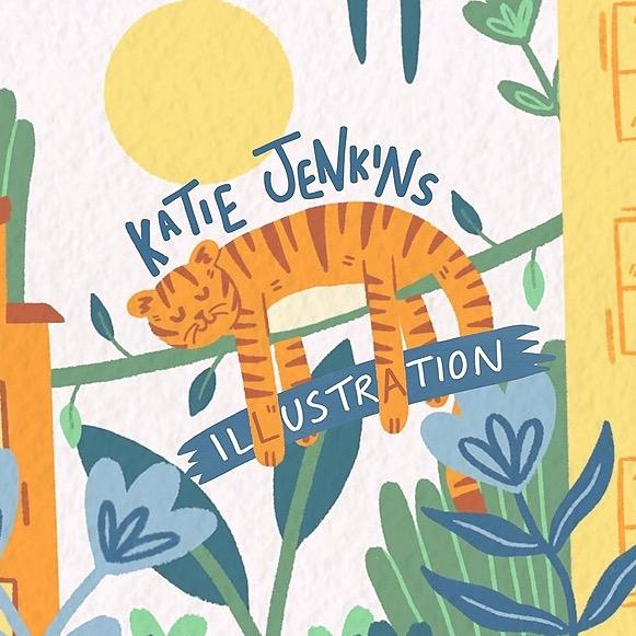 Katie Jenkins Illustration (Katiejenkinsillustration) Profile Image | Linktree