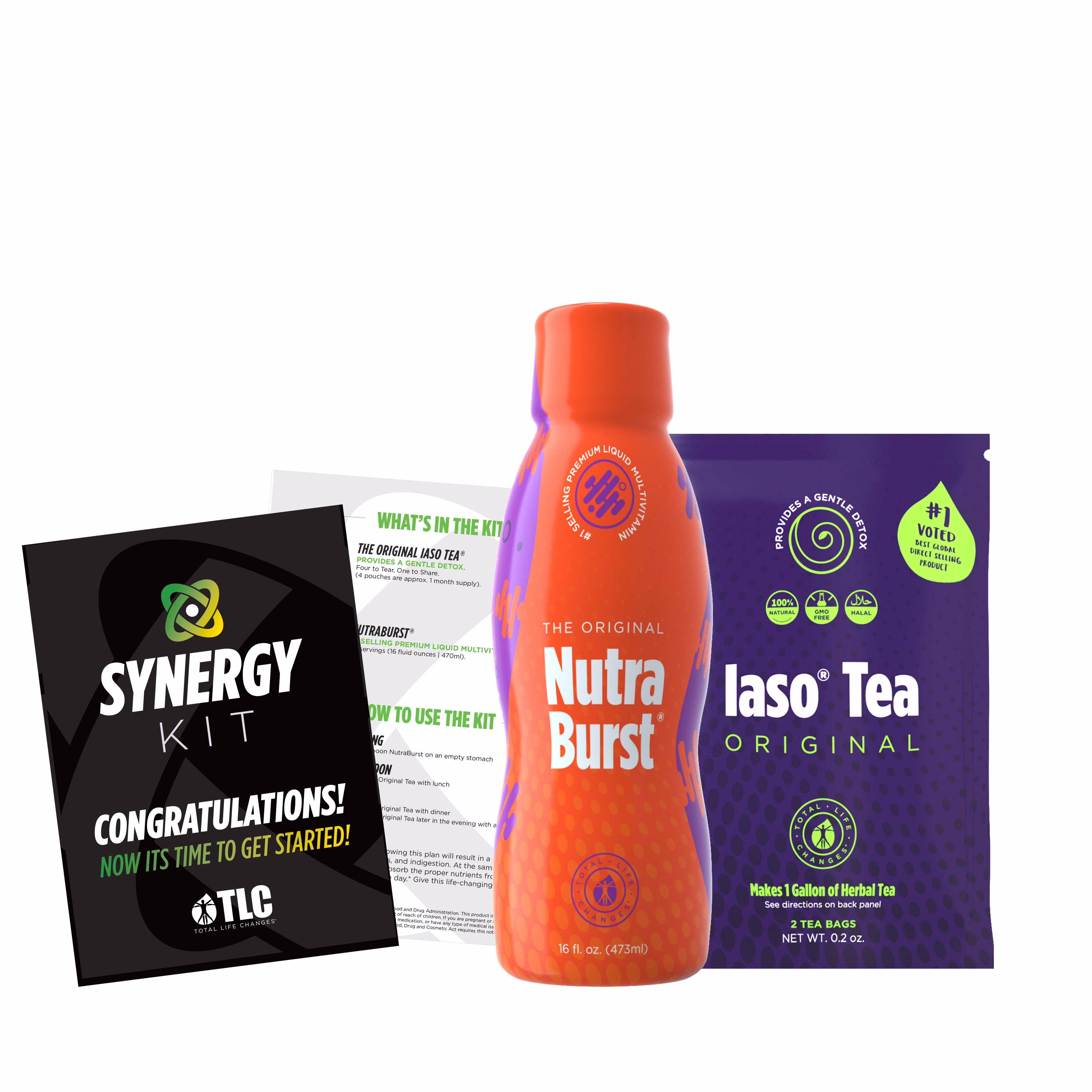 SYNERGY KIT- Personal Coaching Included