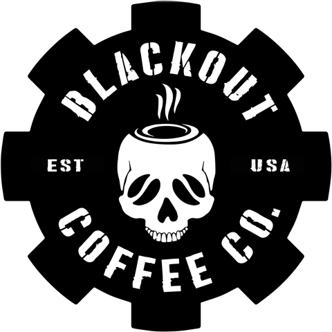 @GunsAndGadgets Blackout Coffee Link Thumbnail | Linktree