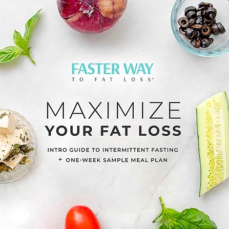 FREE Intermittent Fasting Guide with bonus recipes (42 pages)